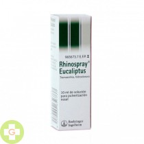 RHINOSPRAY EUCALIPTUS 1.18 MG/ML NEBULIZADOR NAS